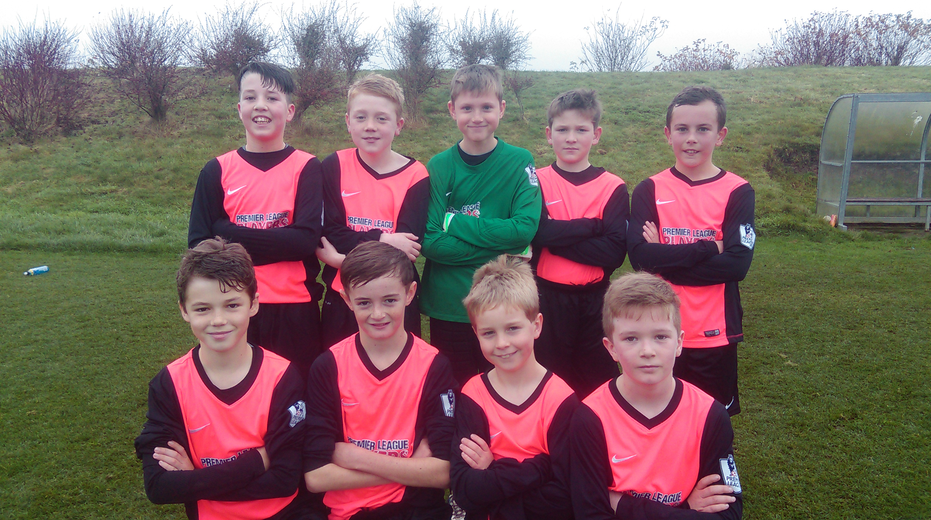 Durham City Schools Sports Partnership District Football 7a Side
